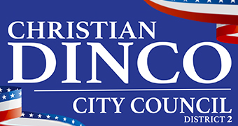 Christian Dinco For Eastvale City Council, District 2